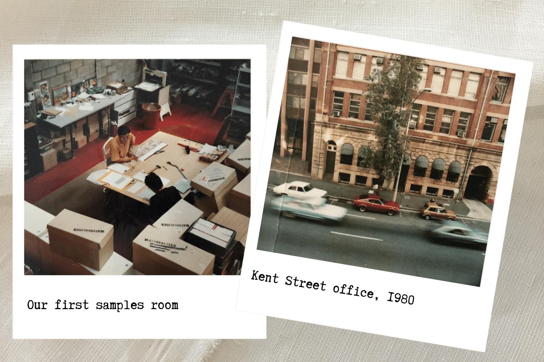 Materialised 1980 Kent Street