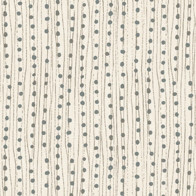 Elixir is an informal linear line and dot pattern in 2 colour ways