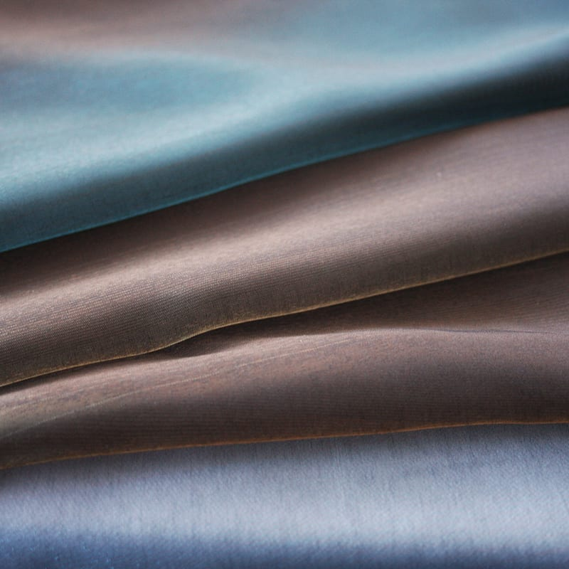 Aurora sheer fabric