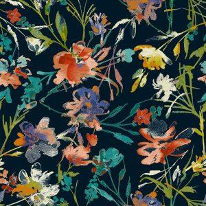 Bouquet, Navy