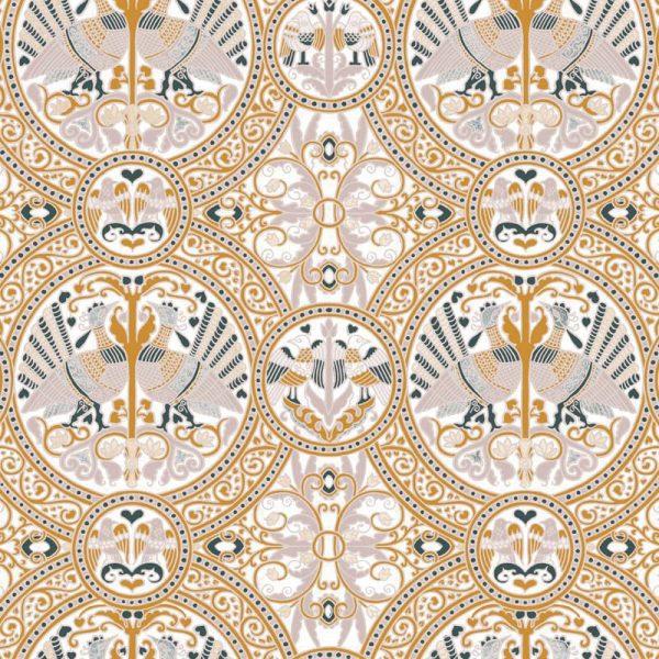 Florence Broadhurst Arabian Birds, Orion