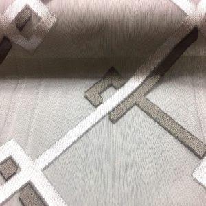 Interlock Sheer, Ivory