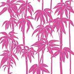 Florence Broadhurst Japanese Bamboo, Magenta