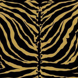 Florence Broadhurst Tiger Stripe Goldmine