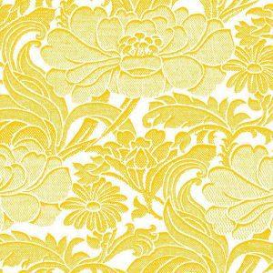 Florence Broadhurst Tudor Floral, Sunshine