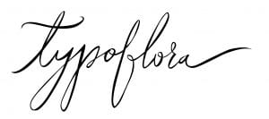 Typoflora logo