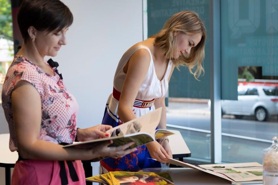 Design Week, TAFE NSW, Materialised