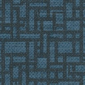 Element, Blue Jay, faux leather pattern