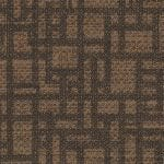 Element, Chocolate Mousse, faux leather pattern