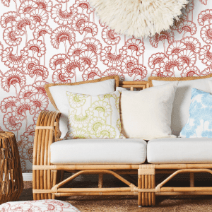 Florence Broadhurst wallpaper, Japanese Floral