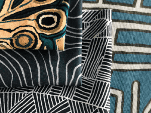 Jimmy Pike furnishing textiles