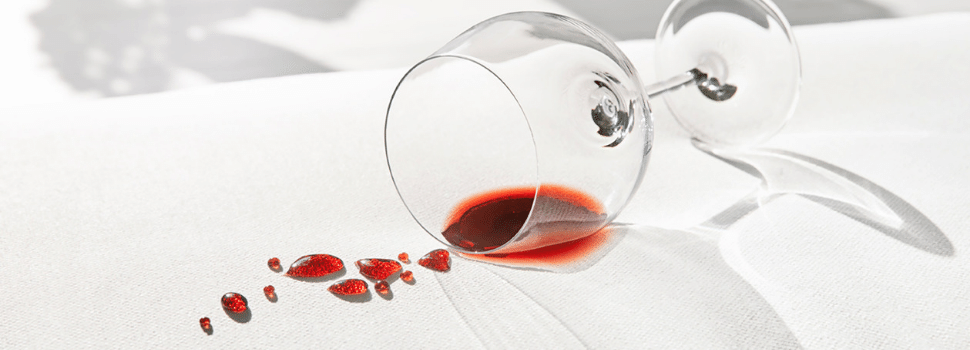 A-Z of fabric stain removal