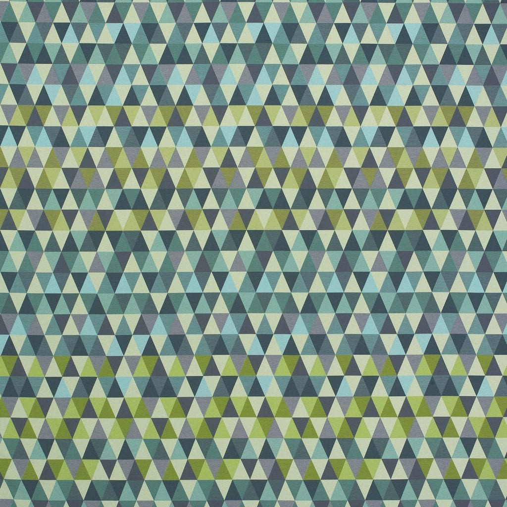 Triangles, outdoor fabric print