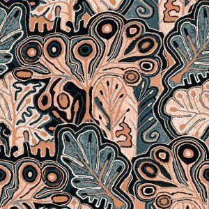 Jimmy Pike Desert Bloom, Granite
