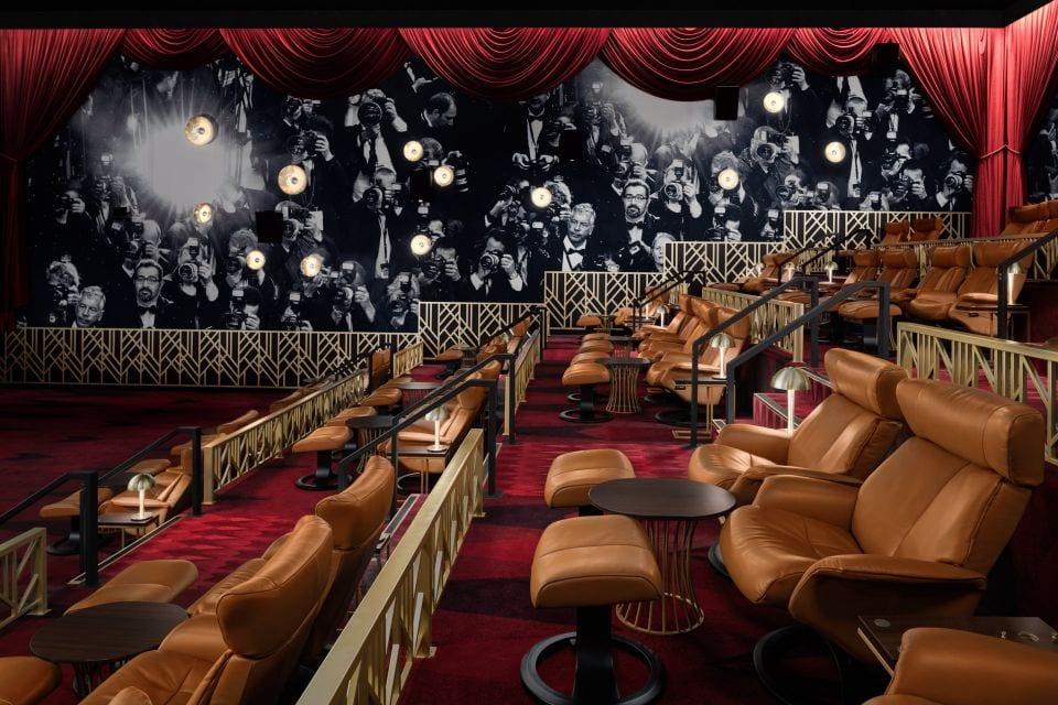 Boutique Event Cinemas, acoustics, WhisperWalls