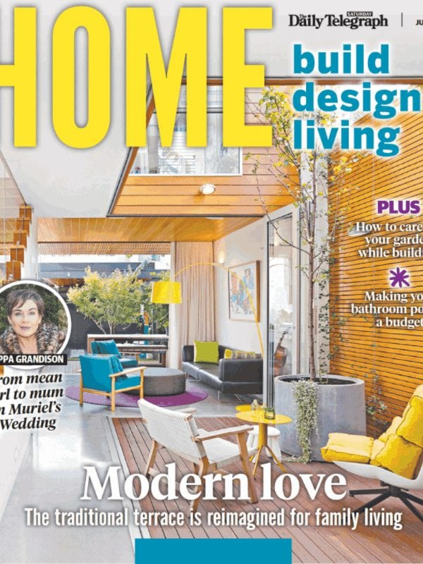 Daily Telegraph HOME Magazine, July 20 2019