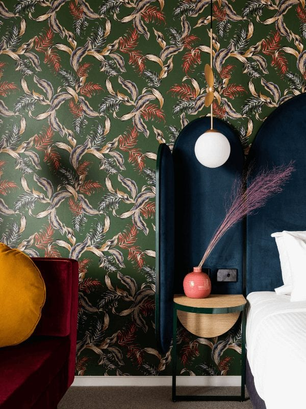 Ovolo The Valley wall vinyl