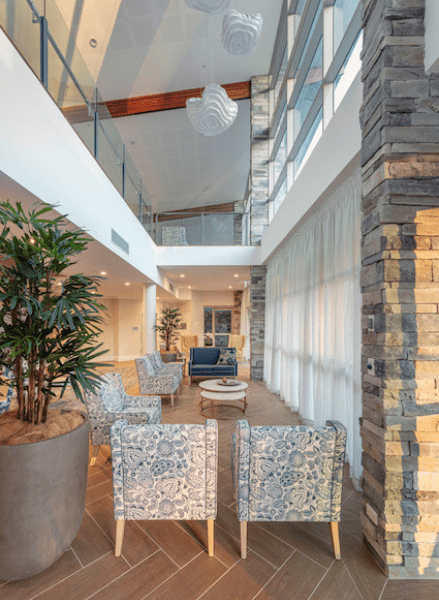 McNally Architects, RSL Lifecare, P/Kaufmann