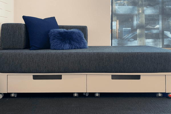 Schiavello Healthcare Day Bed