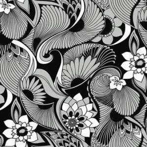 Florence Broadhurst wallpaper, Aubrey FB1421 - American Edit