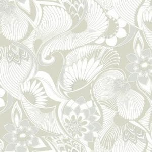 Florence Broadhurst wallpaper, Aubrey FB1422 - American Edit