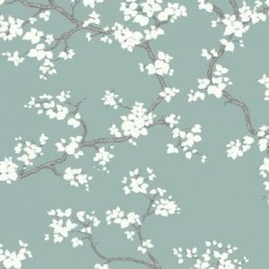 Florence Broadhurst wallpaper, Branches FB1400 - American Edit