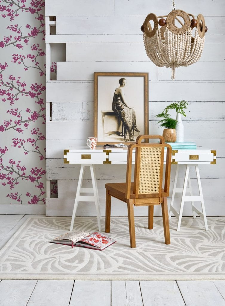 Florence Broadhurst Branches wallpaper, Fb1401