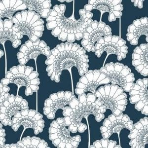 Florence Broadhurst wallpaper, Japanese Floral FB1465 - American Edit