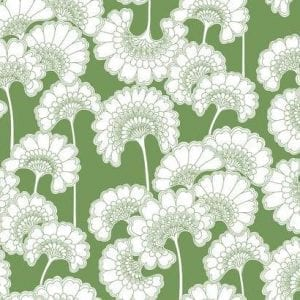 Florence Broadhurst wallpaper, Japanese Floral FB1466 - American Edit