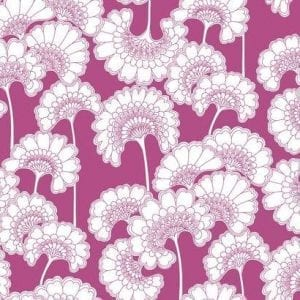 Florence Broadhurst wallpaper, Japanese Floral FB1467 - American Edit