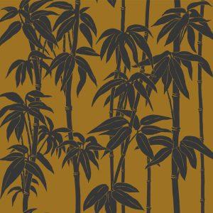 Florence Broadhurst Japanese Bamboo, Wild Honey