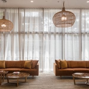 PAC The Terraces Aged Care, acoustic sheers