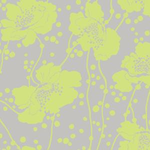 Florence Broadhurst Spotted Floral, Springtime