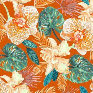 Sara Berrenson Lanai, Orange