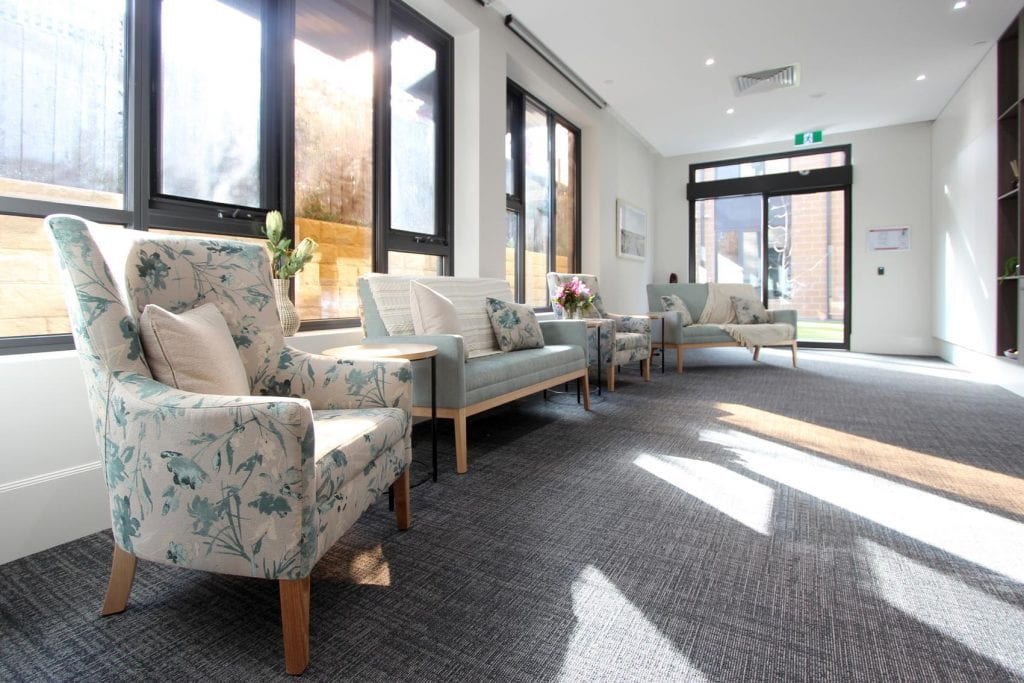 BlueCross Coasthaven aged care