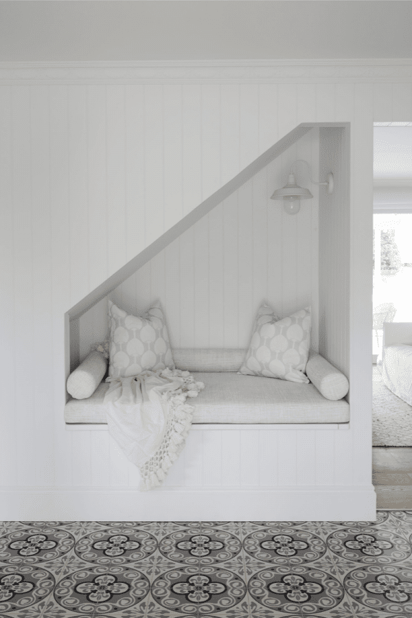 Hessian Antique Florence Broadhurst by Materialised, Three Birds Renovations
