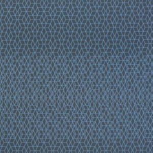 Gradient Moody Blue, outdoor fabric