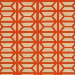 Icon Poppy, indoor outdoor fabric