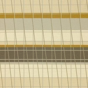 Lines On Stripes Desert, UV resistant fabric