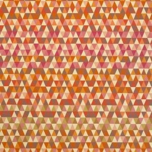 Triangles Sunset, outdoor textile