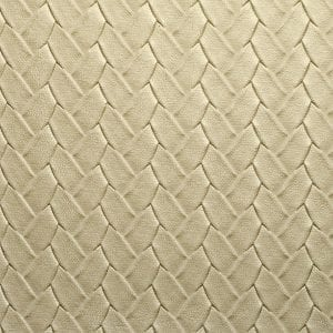 Interlace Luster, embossed vinyl fabric