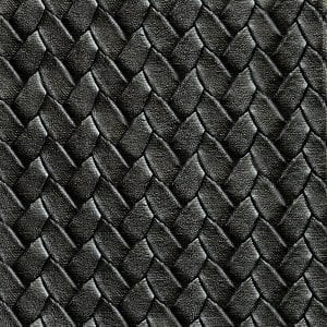 Interlace Pyrite, embossed vinyl
