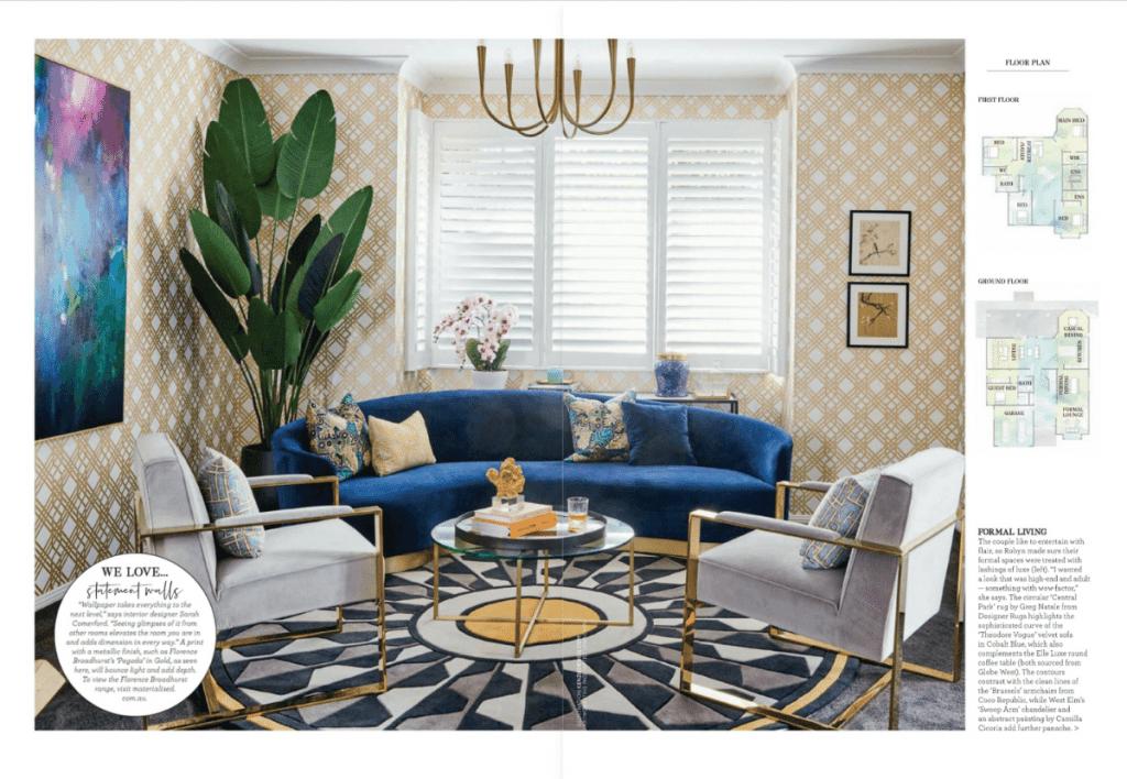 Home Beautiful April 2020 Colour & Confidence