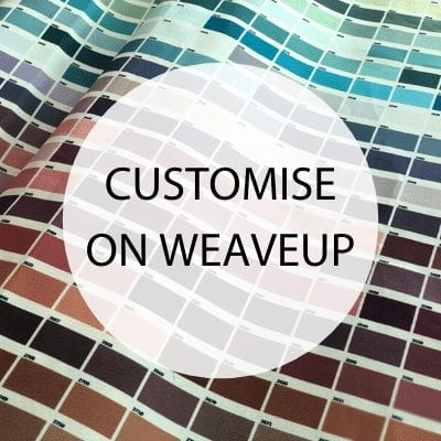 Customise on WeaveUp