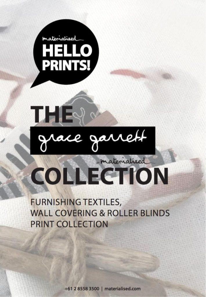 Grace Garrett brochure cover