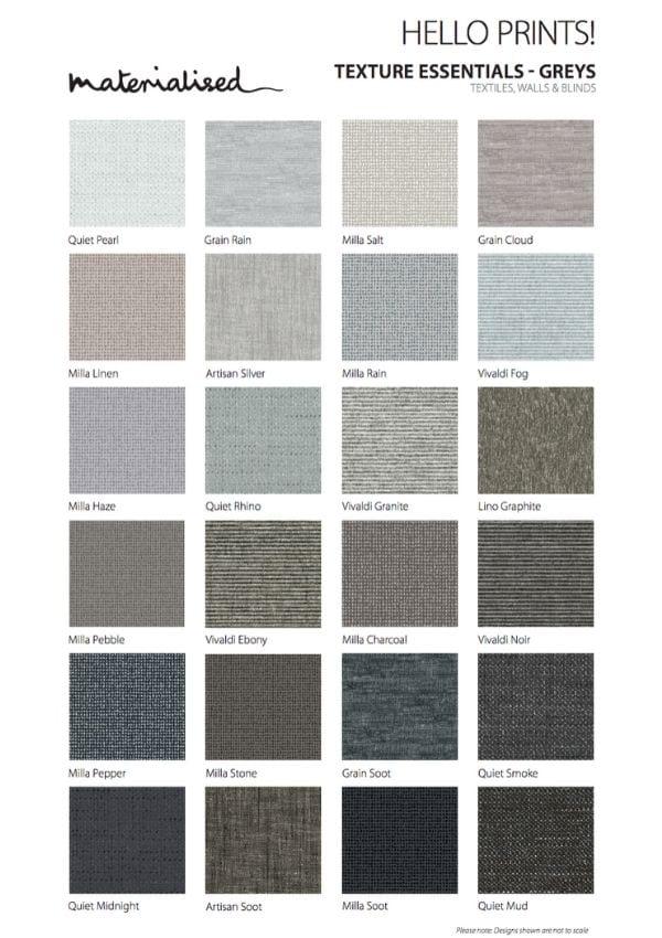Texture Essentials Greys