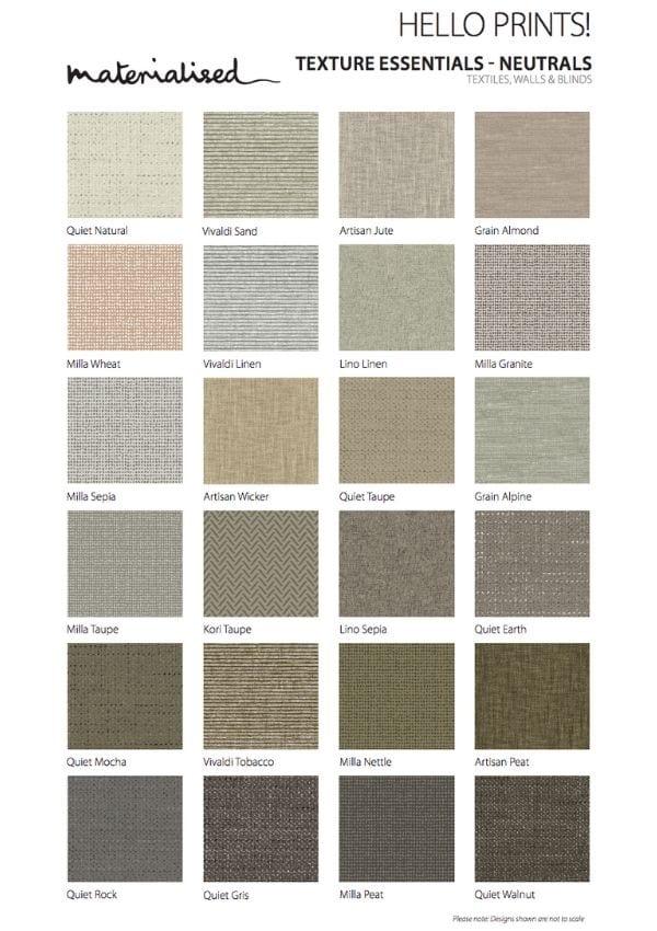 Texture Essentials Neutrals