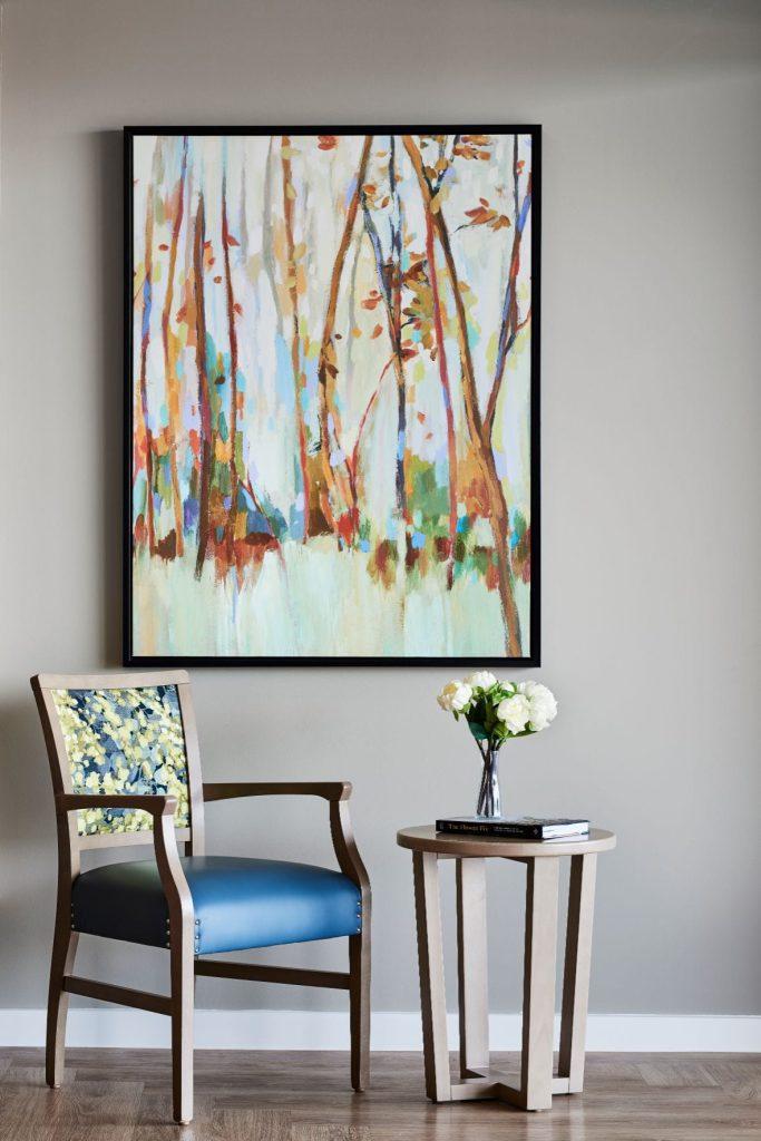 Aged Care Design, Australian Art
