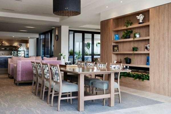 Aged Care Dining