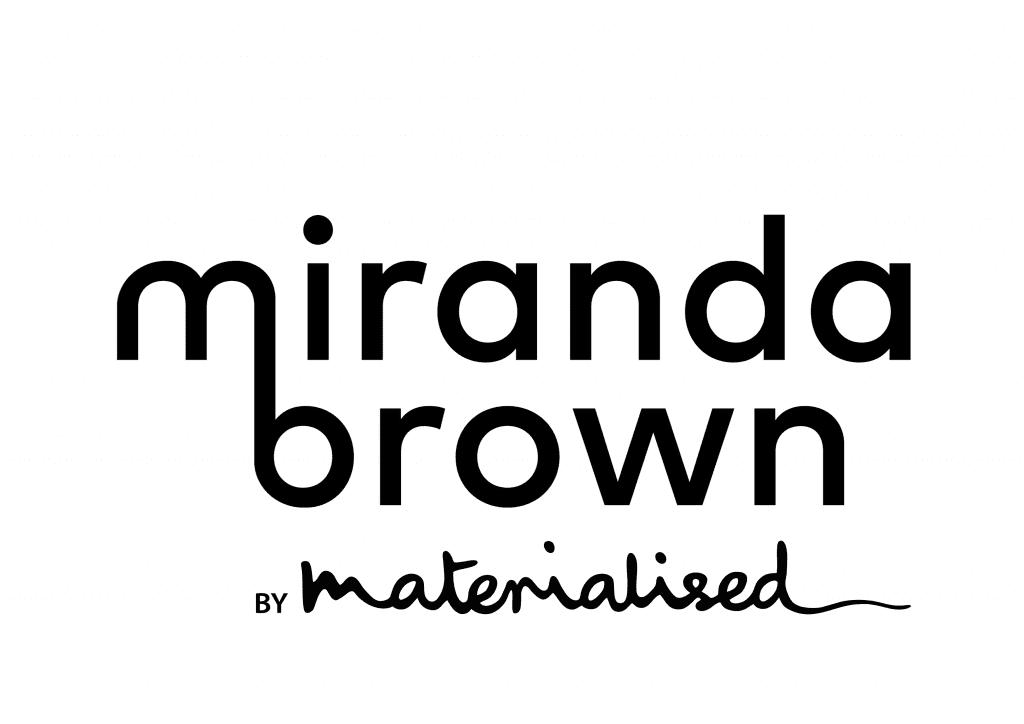 Miranda Brown by Materialised logo